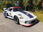 1984 Porsche Martini 935 tribute