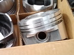 Federal Mogul Power-Forged Pistons - 454 BBC
