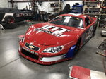 Fury pro late model driven by Jeff Choquette