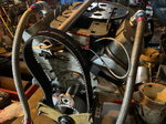 Billet BBC/Bacman heads/Blower manifold
