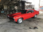 1969 chevy nova 496 bbc auto true ss trade