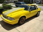 1990 Mustang Notch