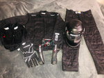Complete fire suit