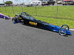 2008 Mike Bos Jr Dragster