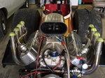 598 cu in BBC Race Motor