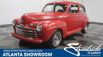 1946 Ford Sedan Streetrod