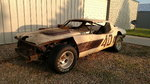 Frings Chassis Vintage Late Model Dirt Camaro Racecar
