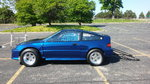 90 CRX ROLLING CHASSIS /WITH TRAILER