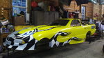 1998 Olds Achieva Fuel Funny Car Body