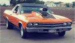 1969 Chevy Elcamino SS