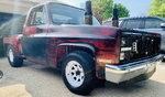 Big Block Chevy C10 with lots of new parts