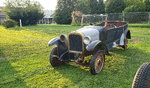 1925 Dodge touring right hand drive