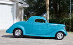 1936 Ford 3-Window Coupe Resto-Mod