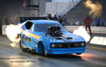 1971 Ford Mustang Funny Car/ 1940 Ford altered