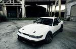 1989 Nissan 240sx S13 Silvia LS1 Drift Car