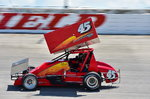 2- 410 Pavement Sprint Cars, Spares, and Tools