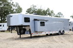 2020 STW Race Car  Hauler with 14' Living Quarters