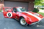 Racecar 1964 Vette