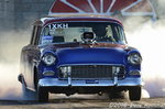 1955 Chevy Wagon Drag Car
