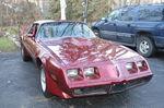 1981 Pontiac Trans Am Firebird