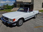 1988 Mercedes-Benz 560SL  for sale $18,500