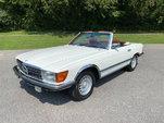 1980 Mercedes-Benz 450SL  for sale $21,900