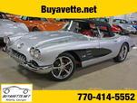 1960 Chevrolet Corvette  for sale $149,999