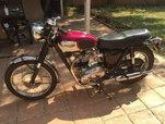 1967 Triumph Bonneville  for sale $8,700
