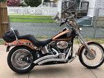 2008 Harley Davidson Softail Custom 105th Anniversary bike 9  for sale $12,900