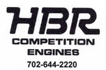 HBR  competition engines