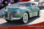 1941 Lincoln Continental  for sale $124,900