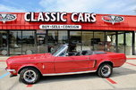 1968 Ford Mustang  for sale $33,599