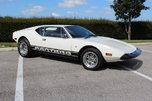 1973 DeTomaso Pantera  for sale $92,500