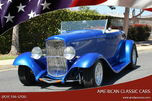 1932 Ford Roadster for Sale $49,900