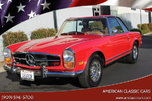 1970 Mercedes-Benz 280SL  for sale $89,900