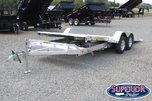 2021 Aluma 8218 Tilt Car Trailer  for sale $7,599