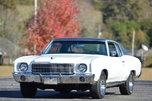 1970 Chevrolet Monte Carlo  for sale $19,900