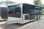 24 ft Flat Front Car Hauler  for Sale $25,500