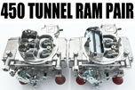 SLAYER SERIES CARBURETOR 450 CFM VS GAS TUNNEL RAM PAIR   for sale $788.95
