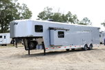 2020 STW Race Car  Hauler with 14' Living Quarters