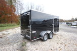 2019 BRAVO SCOUT 7X14 Ramp Door Cargo Trailer
