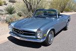 1971 Mercedes-Benz 280SL  for sale $50,000