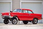 1956 Chevrolet Bel Air/150/210 Hardtop Gasser Show Car / Sup