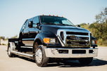 2008 FORD F650 CUMMINS CUSTOM HAULER  for sale $46,500