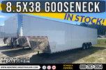 8.5X38 GOOSENECK - IN STOCK NOW!  for sale $21,295