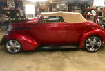 1937 Ford Cabriolet  for sale $54,500