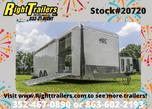 2021 28' ATC Custom Trailer