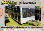 2004 8.5x32 Cargo Pro Trailer - USED  for sale $5,999