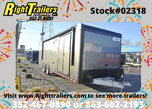 2021 8.5x28 Haulmark Edge ALX Custom Race Trailer  for sale $35,907