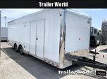 2019 Cargo Mate Eliminator 28' Race Trailer for Sale $21,985